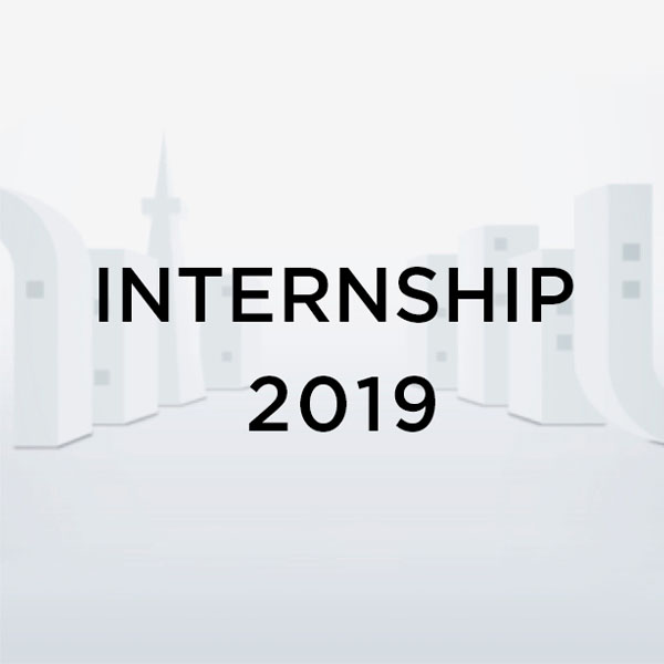 RECRUIT INTERNSHIP 2019