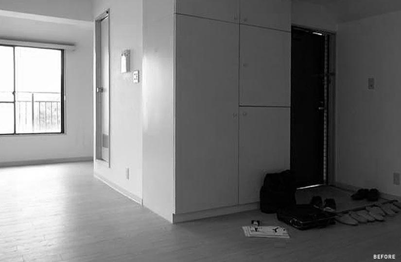 アリスの部屋 大人トーン×モダン|東京都リノベーションをリーズナブルに|nu【エヌユー】|東京都