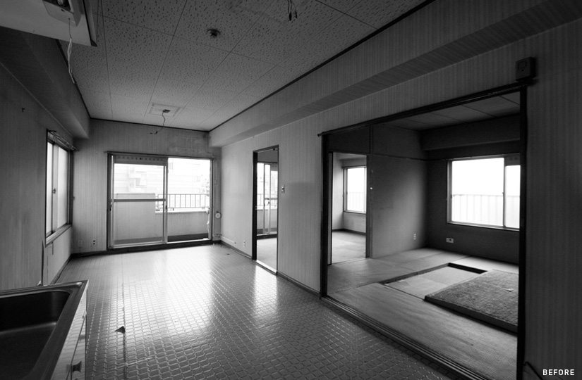 地層 映像作家×ツクエ|東京都リノベーションをリーズナブルに|nu【エヌユー】|東京都