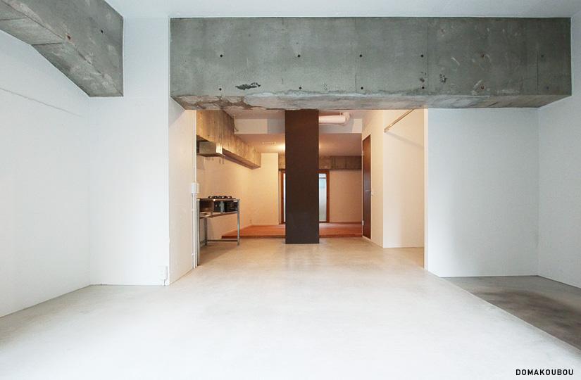ものづくり×チョコ色  「ものづくり」と「心地よくくらす」空間が共存する|リノベーション nu (東京都)【リノベーション東京スタンダード】|東京都