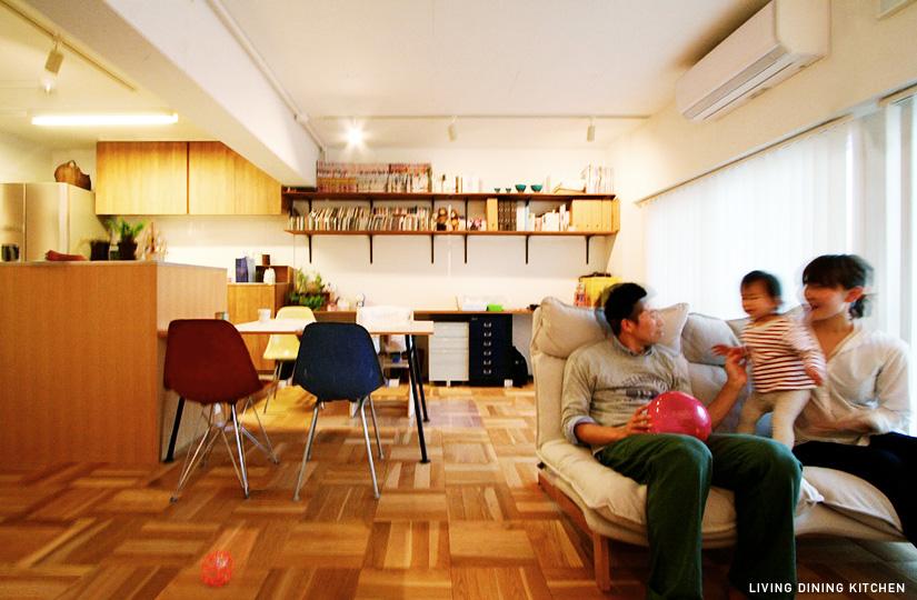 FURNITURE BOX イチマツ×家族時間|東京都リノベーションをリーズナブルに|nu【エヌユー】|東京都