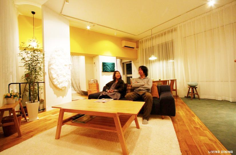 イエのフク 着せ替え×ギャラリー|東京都リノベーションをリーズナブルに|nu【エヌユー】|東京都
