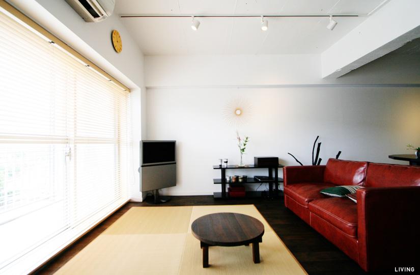 IKI 和紙×trip|東京都リノベーションをリーズナブルに|nu【エヌユー】|東京都