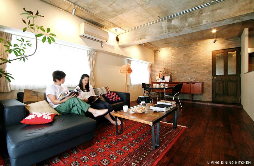 レイトショウ R15×グレイ|東京都リノベーションをリーズナブルに|nu【エヌユー】|東京都