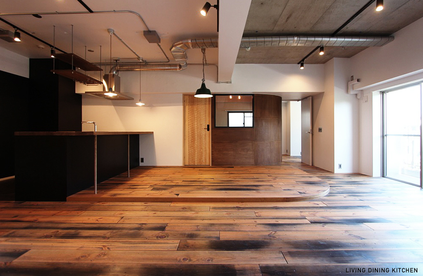 木毛板×JAZZY