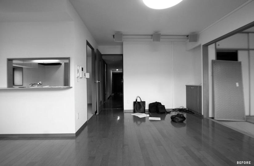 2席だけのレストラン  LK×至福|リノベーション nu (東京都)【リノベーション東京スタンダード】|東京都