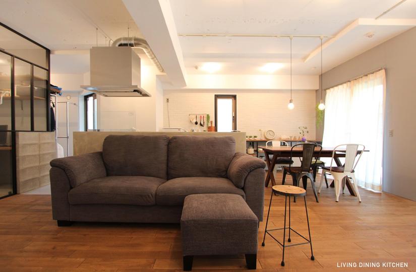 beach house |リノベーション nu (東京都)【リノベーション東京スタンダード】|東京都