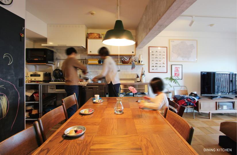 MARUGOTO「memories」 |リノベーション nu (東京都)【リノベーション東京スタンダード】|東京都