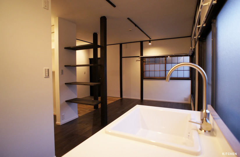 R家アパートメント-SASAZUKA- 再生×町家アパートメント|東京都リノベーションをリーズナブルに|nu【エヌユー】|東京都