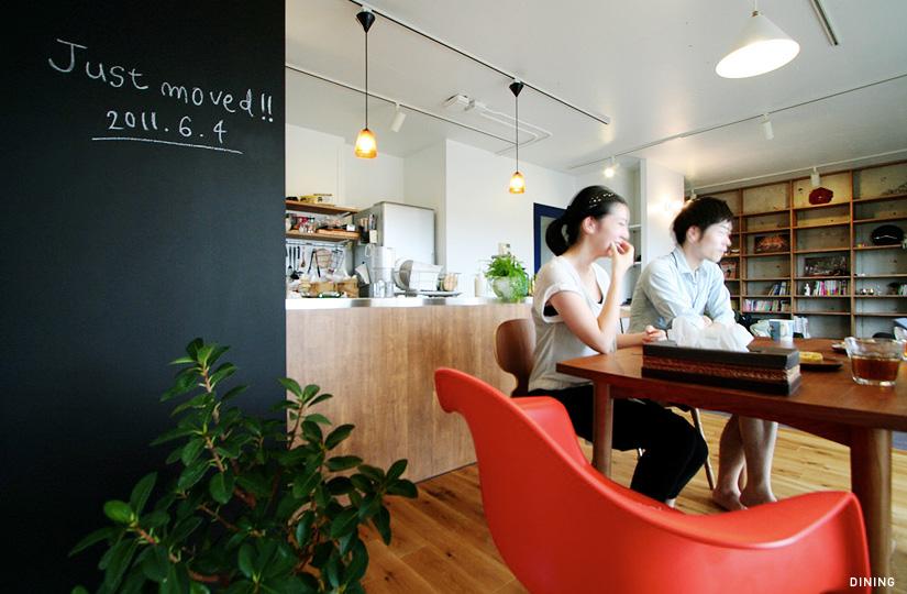TWO ROOMS G.L 素材×共鳴|東京都リノベーションをリーズナブルに|nu【エヌユー】|東京都