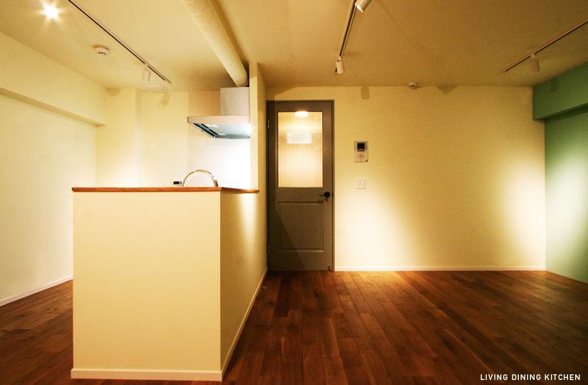巣箱 001|東京都リノベーションをリーズナブルに|nu【エヌユー】|東京都