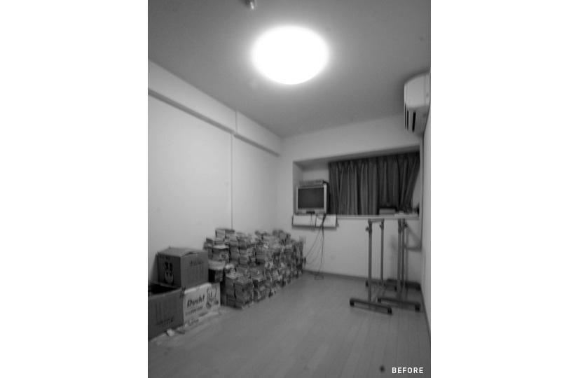 120 図書室|東京都リノベーションをリーズナブルに|nu【エヌユー】|東京都