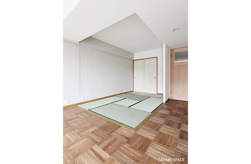 300 NATURAL × TATAMI|リノベーション nu (東京都)【リノベーション東京スタンダード】|東京都