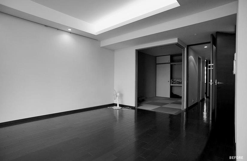 家族が集まる小さなlibrary|リノベーション nu (東京都)【リノベーション東京スタンダード】|東京都