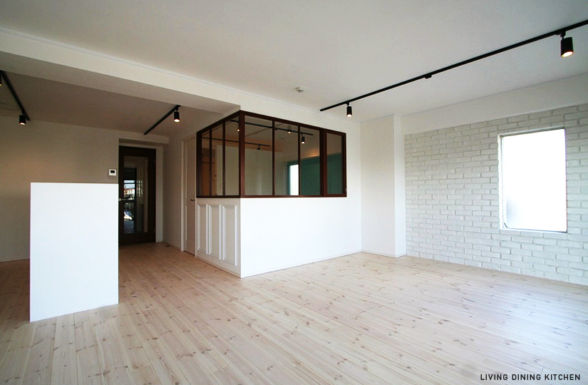 400 Brick lounge|東京都リノベーションをリーズナブルに|nu【エヌユー】|東京都