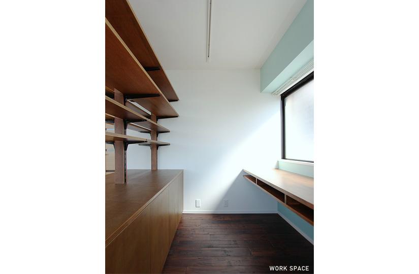 400 古材文庫|リノベーション nu (東京都)【リノベーション東京スタンダード】|東京都