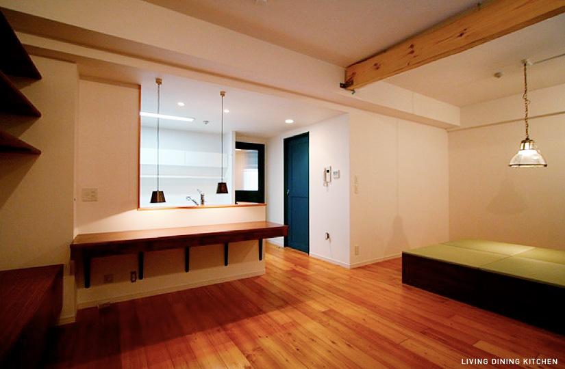 400 森の時間|東京都リノベーションをリーズナブルに|nu【エヌユー】|東京都