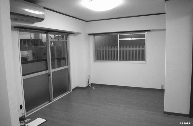 470 Going my wall|リノベーション nu (東京都)【リノベーション東京スタンダード】|東京都