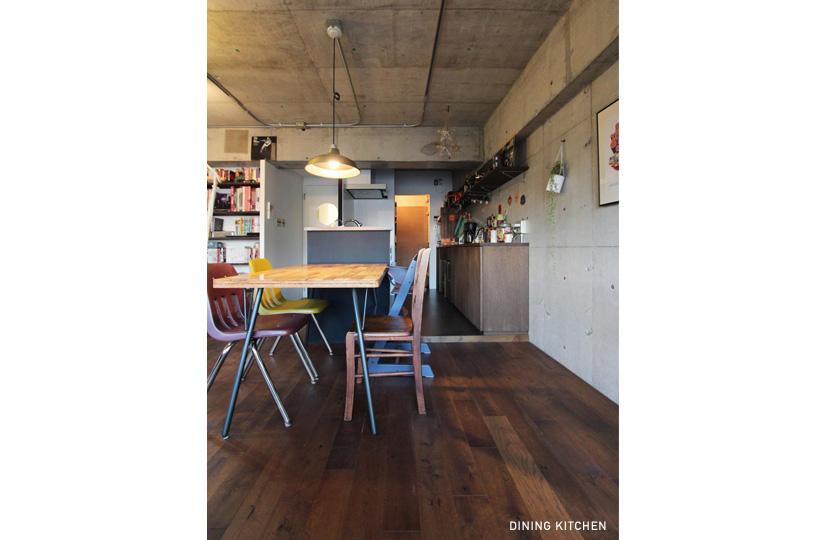 50's|リノベーション nu (東京都)【リノベーション東京スタンダード】|東京都