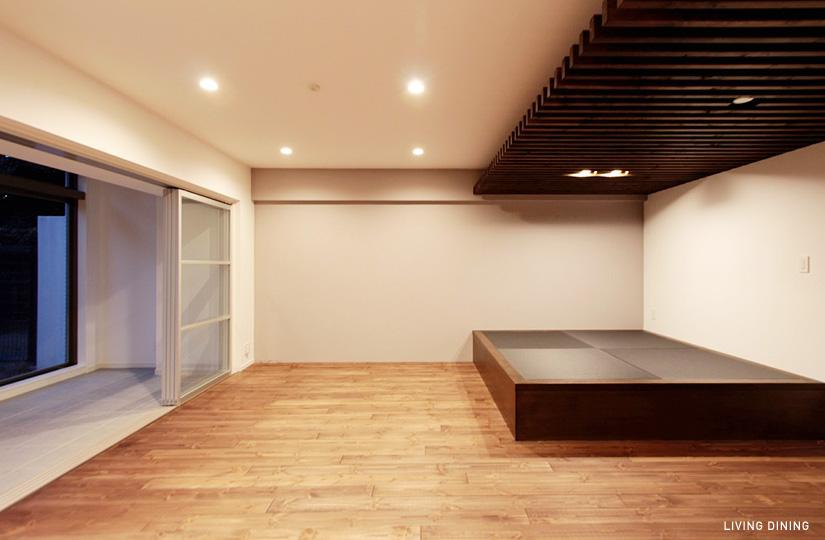 500 和MODERN × SOZAI|リノベーション nu (東京都)【リノベーション東京スタンダード】|東京都