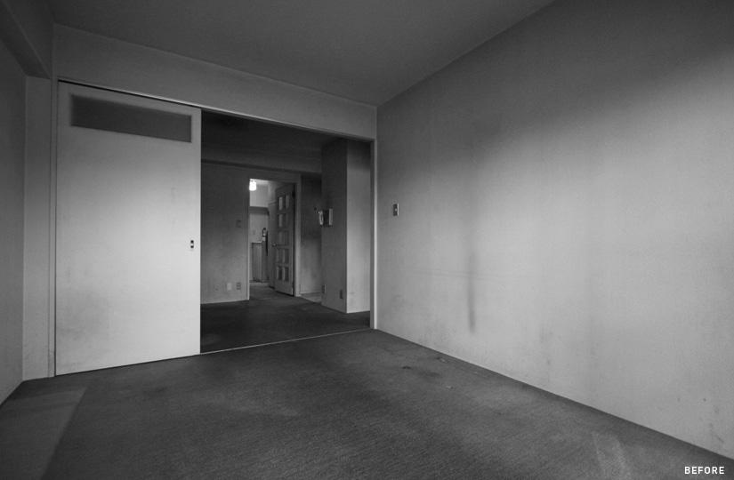 510 フレンチアパートメント|東京都リノベーションをリーズナブルに|nu【エヌユー】|東京都