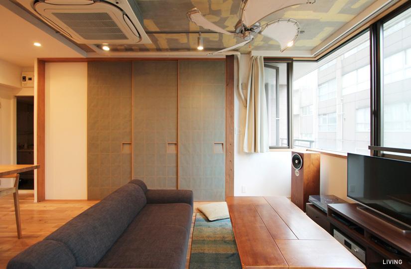 540gururi |リノベーション nu (東京都)【リノベーション東京スタンダード】|東京都