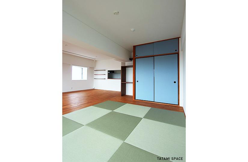545 木色|リノベーション nu (東京都)【リノベーション東京スタンダード】|東京都