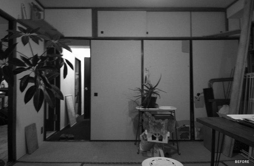 MOKU×VINTAGE |リノベーション nu (東京都)【リノベーション東京スタンダード】|東京都