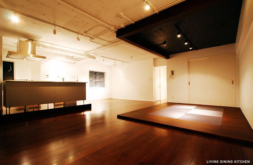 620 スクランブル畳|東京都リノベーションをリーズナブルに|nu【エヌユー】|東京都