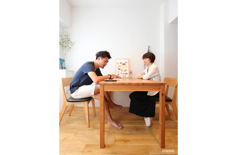 NATURAL × オーガニック |リノベーション nu (東京都)【リノベーション東京スタンダード】|東京都