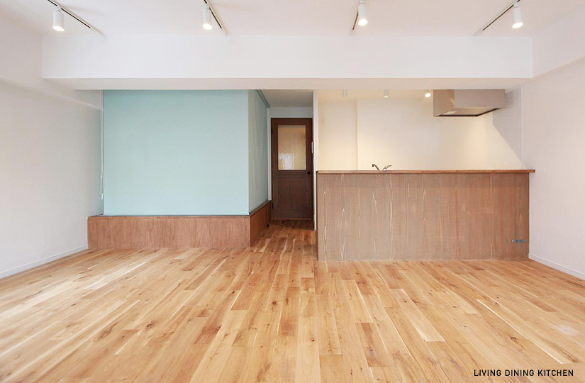 650 NATURAL × TATAMI |リノベーション nu (東京都)【リノベーション東京スタンダード】|東京都