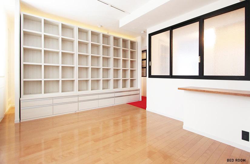 record shop |リノベーション nu (東京都)【リノベーション東京スタンダード】|東京都