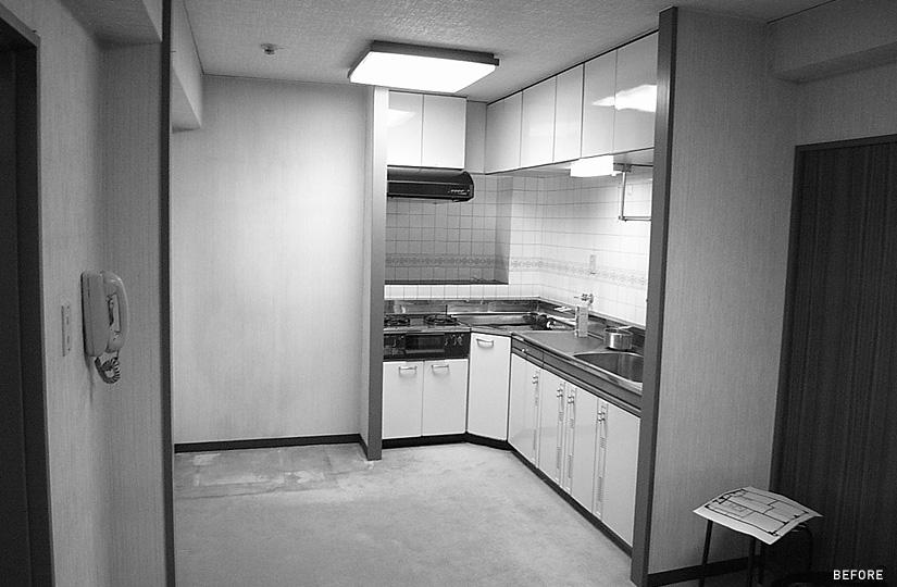655 暮らすホテル|リノベーション nu (東京都)【リノベーション東京スタンダード】|東京都