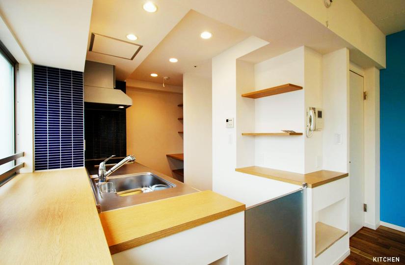720 デザインウォール|東京都リノベーションをリーズナブルに|nu【エヌユー】|東京都