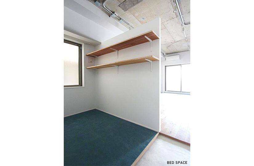 755 ミセル シマウ 本棚 |リノベーション nu (東京都)【リノベーション東京スタンダード】|東京都