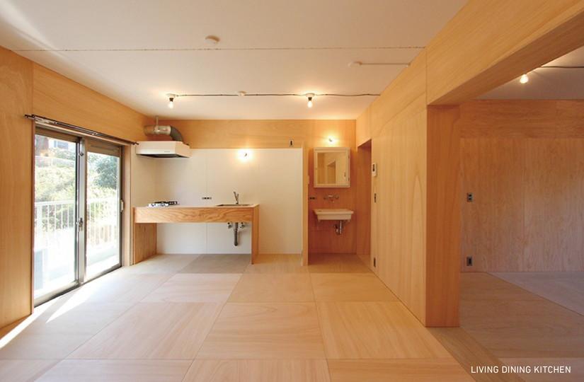 アトリエ |リノベーション nu (東京都)【リノベーション東京スタンダード】|東京都