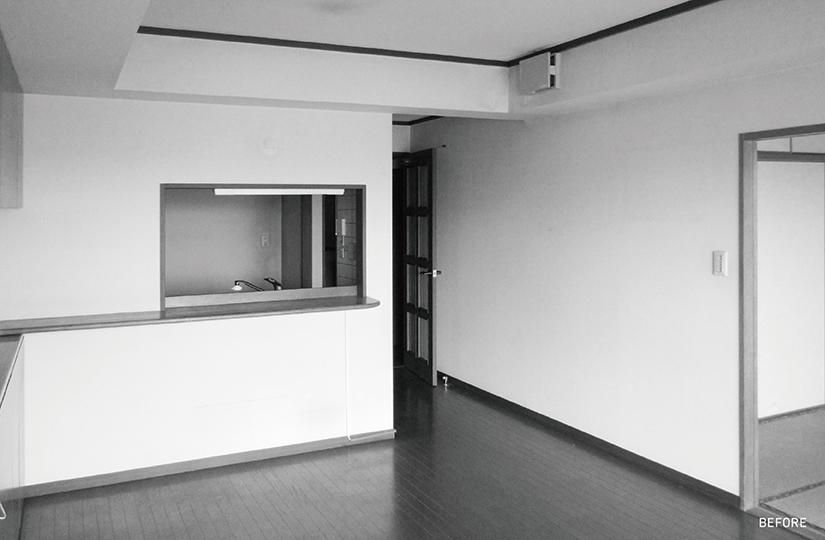Black Grid |リノベーション nu (東京都)【リノベーション東京スタンダード】|東京都