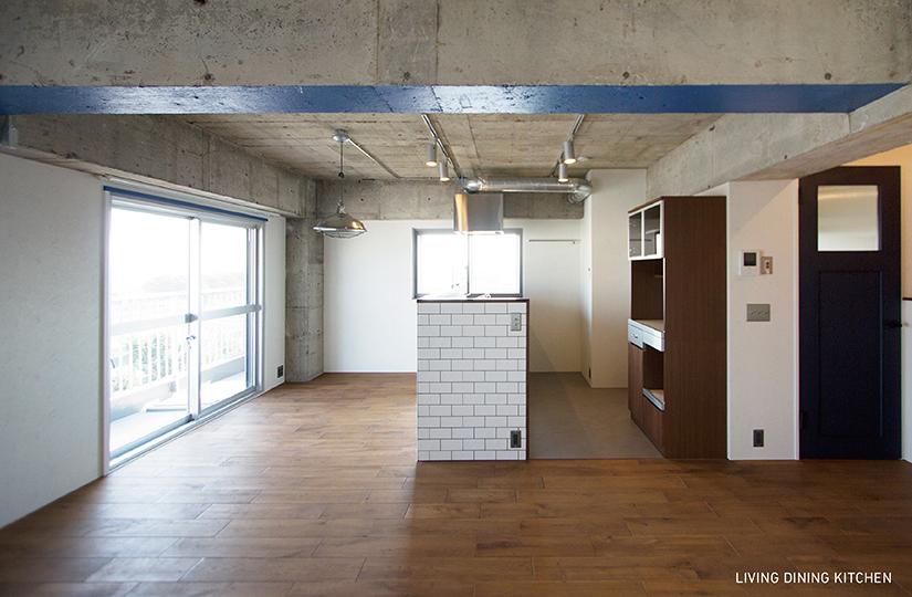 BLUNT|リノベーション nu (東京都)【リノベーション東京スタンダード】|東京都