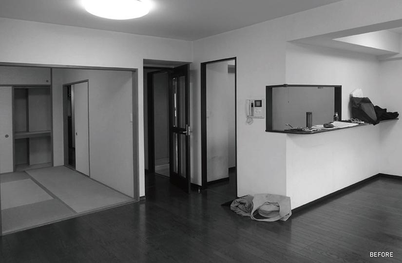 matte|リノベーション nu (東京都)【リノベーション東京スタンダード】|東京都