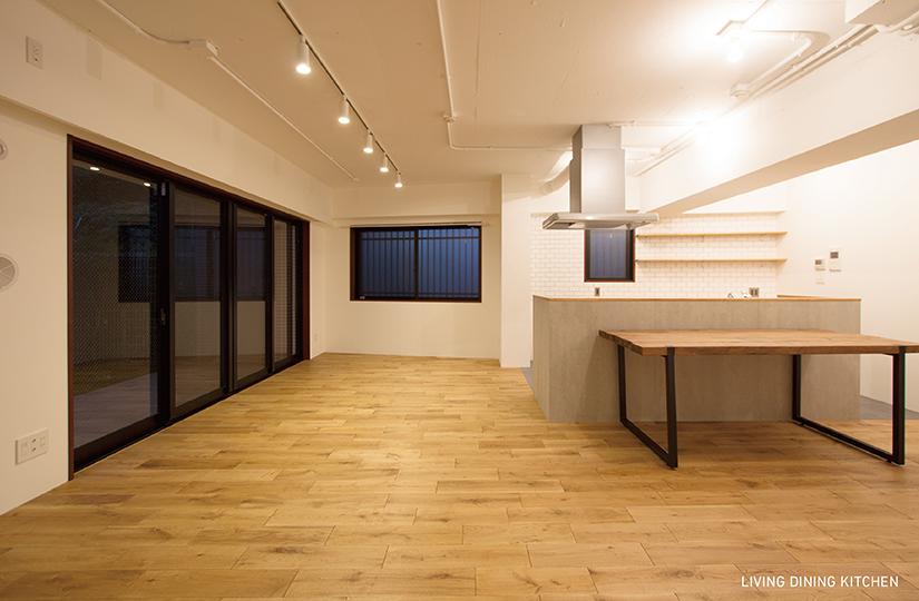 NATURAL×SOZAI |リノベーション nu (東京都)【リノベーション東京スタンダード】|東京都