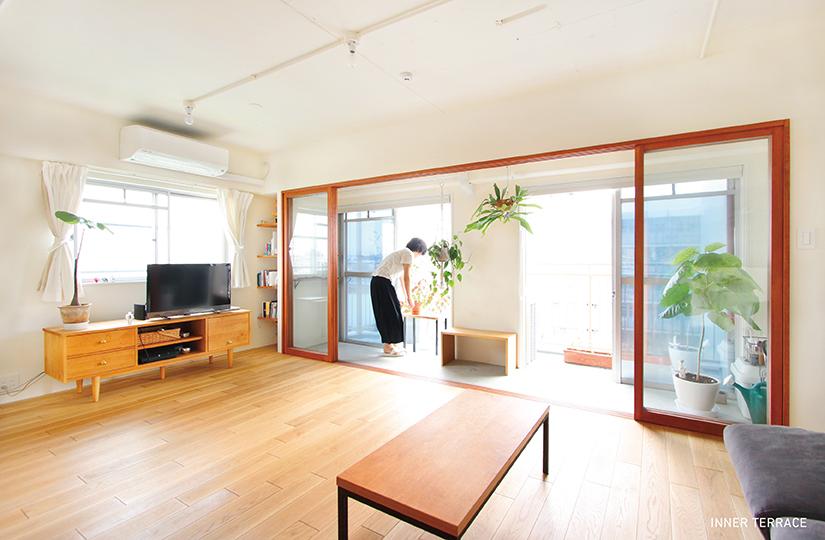 oio |リノベーション nu (東京都)【リノベーション東京スタンダード】|東京都