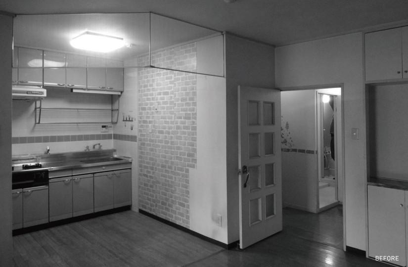 RUGGED|リノベーション nu (東京都)【リノベーション東京スタンダード】|東京都