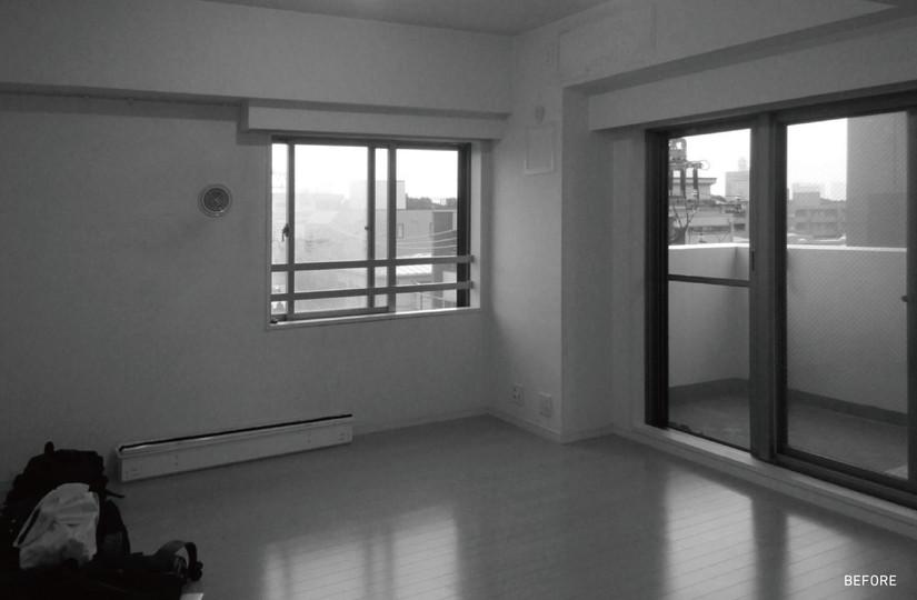 SIMPLE×SOZAI |リノベーション nu (東京都)【リノベーション東京スタンダード】|東京都