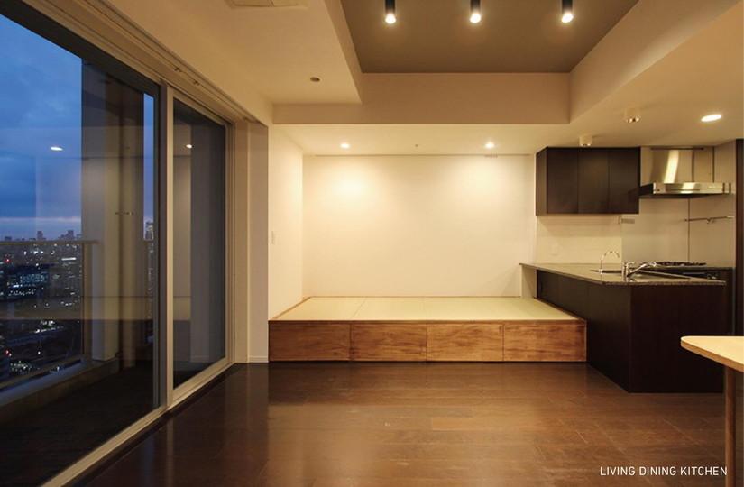 SIMPLE×Chic |リノベーション nu (東京都)【リノベーション東京スタンダード】|東京都