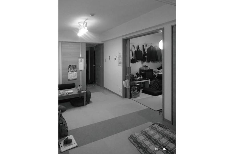 SIMPLE×MOKU |リノベーション nu (東京都)【リノベーション東京スタンダード】|東京都