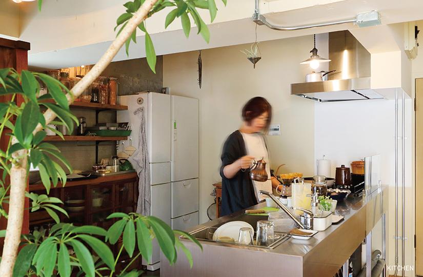 SIMPLE×ORGANIC|リノベーション nu (東京都)【リノベーション東京スタンダード】|東京都