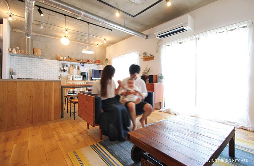 SUNNY |リノベーション nu (東京都)【リノベーション東京スタンダード】|東京都