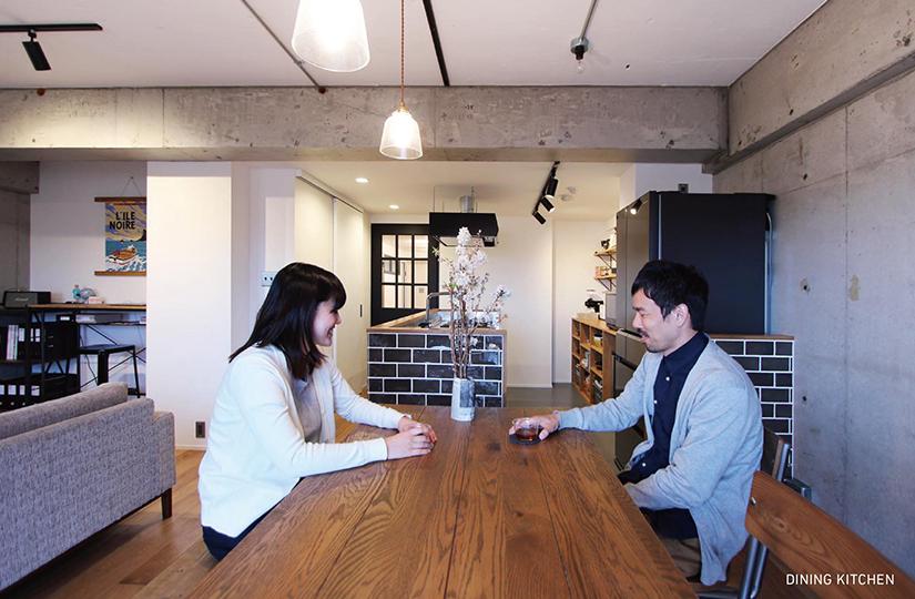 VINTAGE×アンティーク |リノベーション nu (東京都)【リノベーション東京スタンダード】|東京都