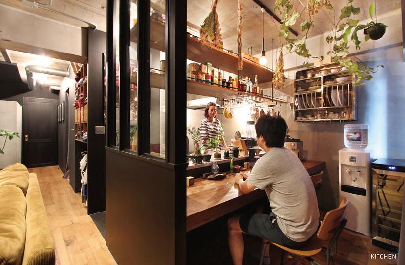 VINTAGE×SOZAI |リノベーション nu (東京都)【リノベーション東京スタンダード】|東京都