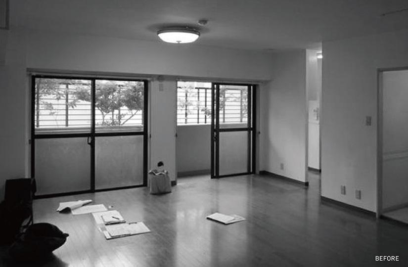 VINTAGE×FRENCH|リノベーション nu (東京都)【リノベーション東京スタンダード】|東京都